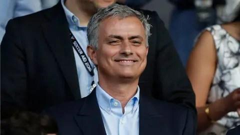 %name Ngoại hạng Anh   Mourinho chơi chiêu, dùng PSG vòi M.U lương khủng