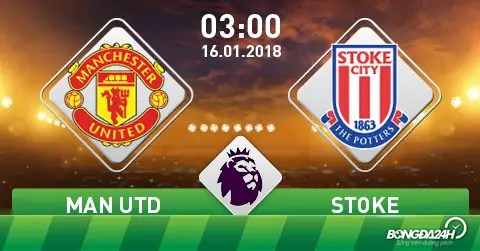 Soi kèo                       Man Utd vs Stoke (3h ngày 16/1): Bước qua cơn bĩ cực
