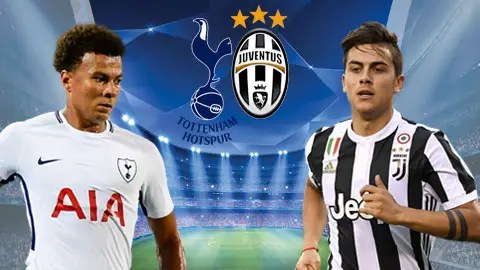 Nhận định bóng đá Tottenham vs Juventus, 02h45 ngày 8/3: Gáy vang trời Âu