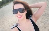 Ngưỡng mộ body nóng bỏng mắt của Ngọc Hương –Vợ MC Thành Trung