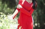 Người đẹp Thùy Jang khiến dân mạng phát sốt