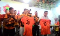 Pogram AcehTeuga, Irwandi Yusuf Launching Aceh United Club