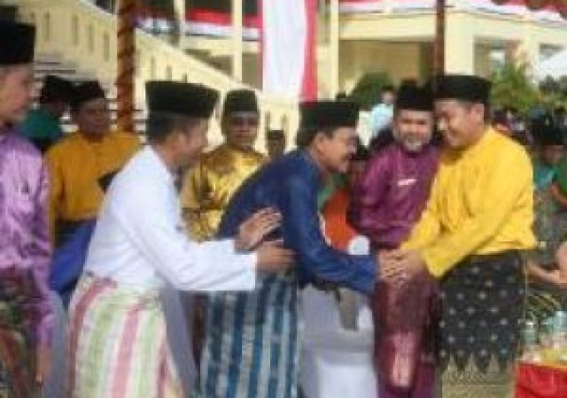 Hari Jadi Provinsi Riau ke 60, Ini Pesan Gubernur Kepada Daerah