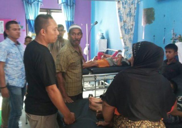Sejumlah Siswa di Aceh Utara Keracunan Obat Kaki Gajah