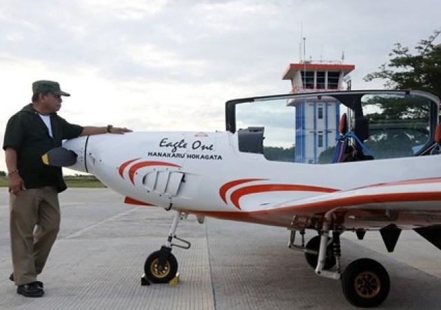 Begini Penghematan Gubernur Aceh Saat Kunker dengan Pesawat