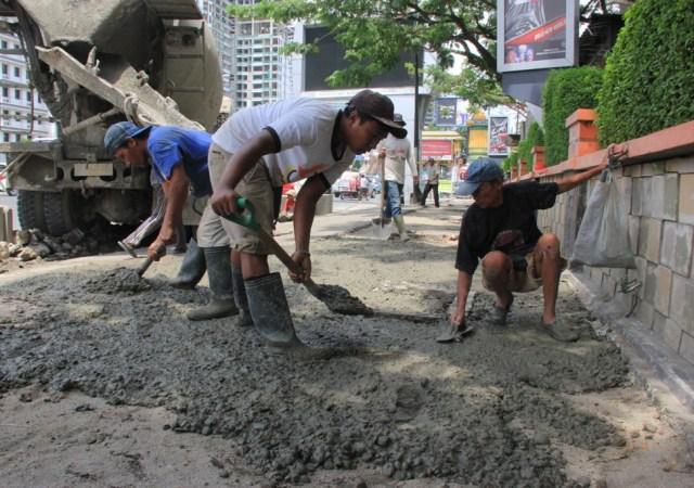 Wali Kota Jadikan Seputaran Lapangan Merdeka Jalur Pedestrian