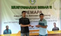 Zulfi Azmi : Pimpin IPEMAPA Banda Aceh periode 2017/2019