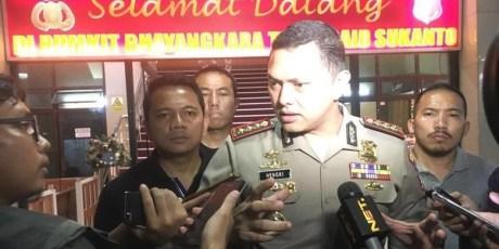 Dipukul Bandar Sabu, Brigadir Rizal Alami Pendarahan di Otak