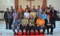 Bupati Resmikan Gedung Gereja Sidang Jemaat Allah Shekina