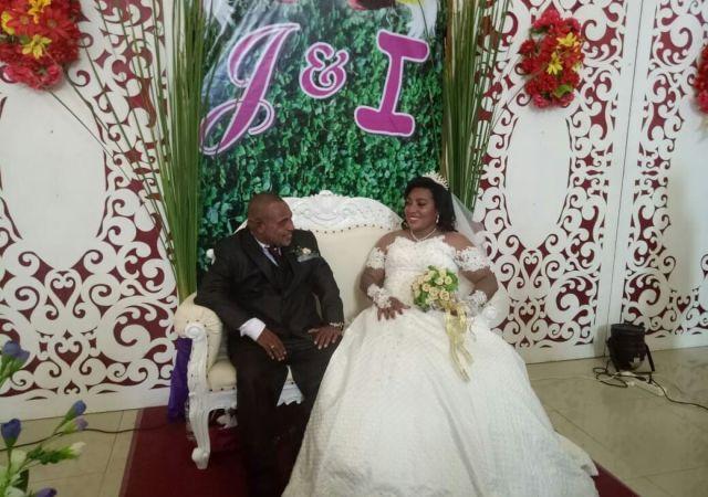 Jimmy Demianus Ijie Sah Menikah Secara Administrasi dan Agama