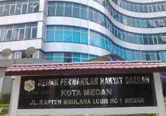 Besok DPRD Gelar Paripurna HUT Kota Medan ke 428