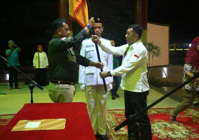 Pengukuhan Pengurus Cabang Ikatan Sport Sepeda Indonesia Periode 2018-2022