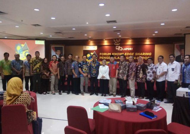 Inspektorat Banyuasin Wakili Sumsel di Forum Knowlege Sharing Kemenpan RB