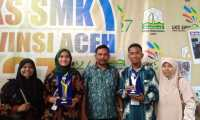 SMK-PP Negeri Saree Juara 1 LKS Tingkat Propinsi Aceh 2018