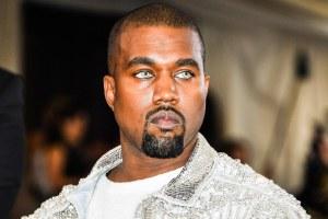 Kanye West believes he's an alien.