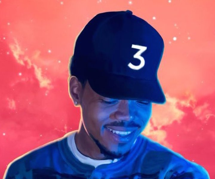 Chance the Rapper - 'Coloring Book'