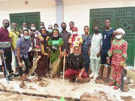 Jeunes leaders de Guinée