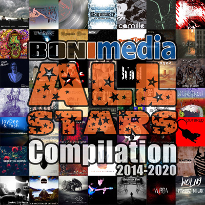 Various Artists – Bonimedia ALL STARS Compilation 2014-2020