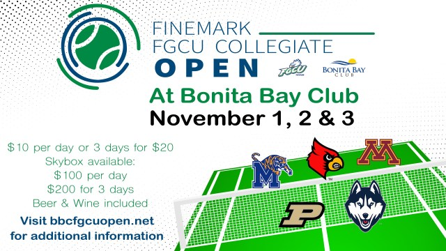 finemark fgcu collegiate open sign info