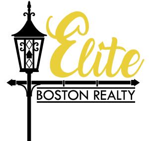 Elite Boston Realty Logo Design
