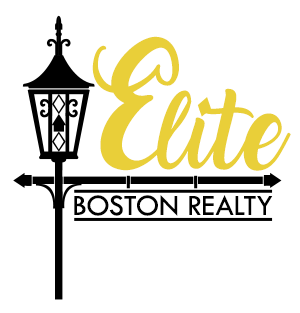 Elite Boston Realty Logo Design