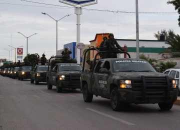 Policía militar