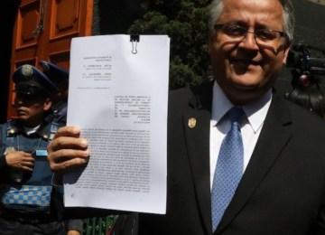 Gustavo Sánchez alcalde de Mexicali