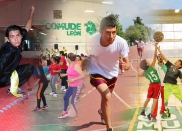 Escuelas deportivas de la Comude León