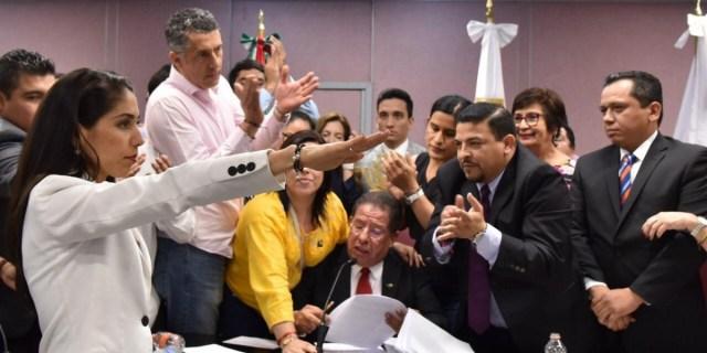 Verónica Hernández asumió temporalmente la Fiscalía