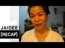 Jaidee recap: Asia's next top model ep6 ENG