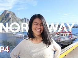 Norway 2018 #4 พาชมเรือประมงนอร์เวย์ ณ เมือง Svolvear Norway