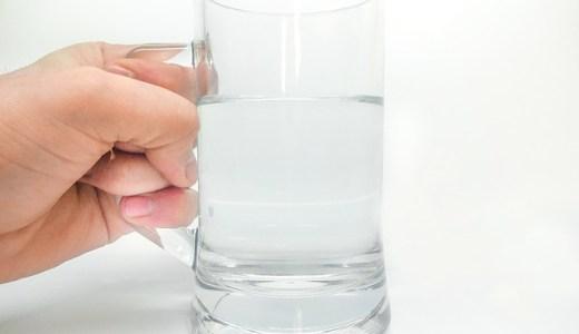 水を飲む効果は?肌への影響やダイエット効果も?
