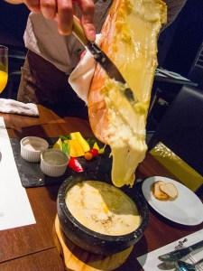 DAIGOMI 石焼チーズリゾット ラクレット