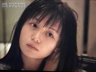 井口綾子のすっぴんが可愛すぎる画像!足も細いと話題【ダブルベッド】