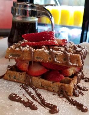 waffles gluteen free
