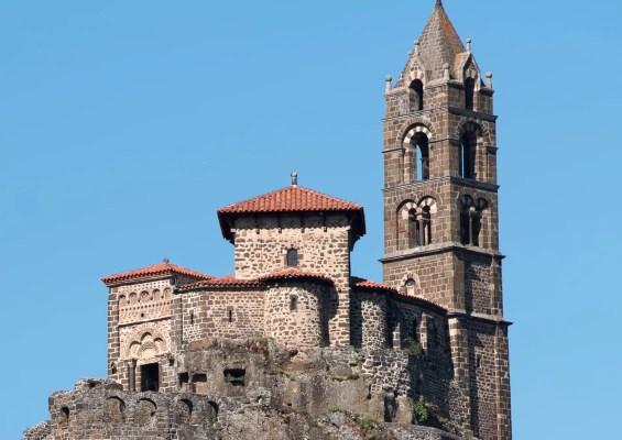 Rocher Saint Michel d'aiguilhe