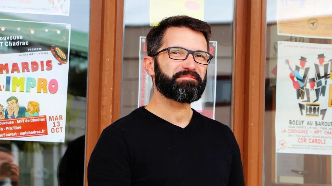 Vincent Pradier directeur MPT Chadrac
