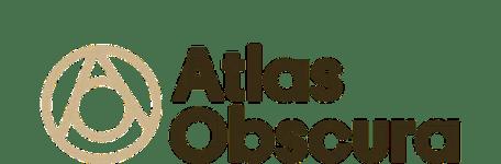 Logo d'Atlas obscura, une des applis pour un week-end entre potes