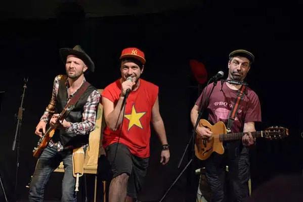 Concert de Kikidékonafon au programme du festival Rendez-vous là Haut