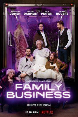 family business netflix bonjour marcel