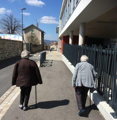 Maison buissonnière - mieux qu'une maison de retraite - Colocation pour personne agée en Haute-Loire