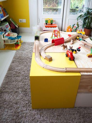DIY caisson en bois modulables