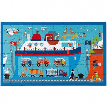 puzzle-60-pcs-ferry-boat-scratch