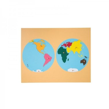 Puzzle du monde