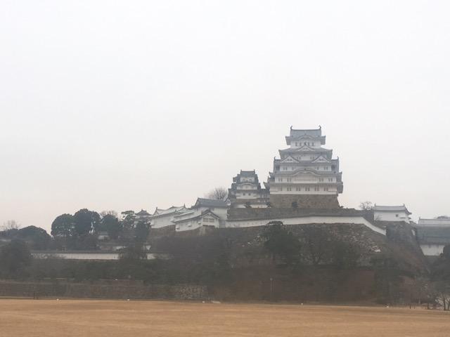 え、日本にマチュピチュ!?今はなき竹田城、天空の城を散策する。っと、その前に姫路へGO