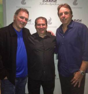 Norm Macdonald Joe Sanfelippo and Kevin Nealon