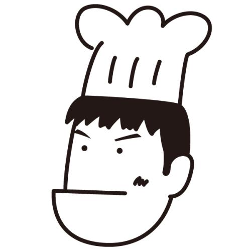 増田フェフの似顔絵