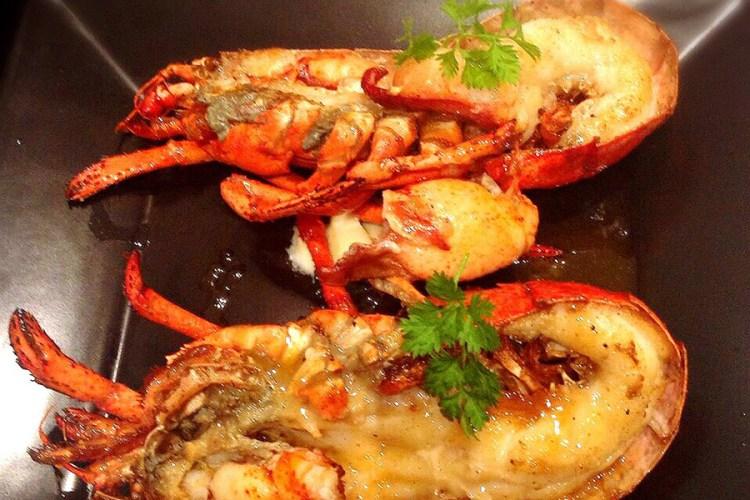 オマール海老料理のイメージ写真