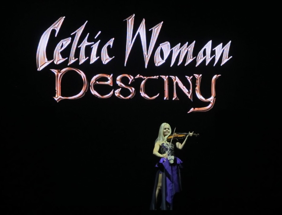 Celtic Woman verzaubern das Palladium