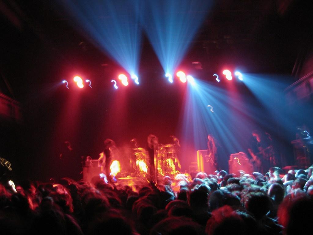 At The Drive-In: Reunionkonzert in Köln